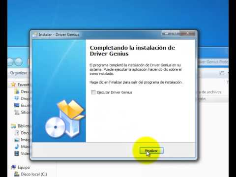 Descarga e Instala Driver Genius Professional 12 + Crack FULL [MEGA]