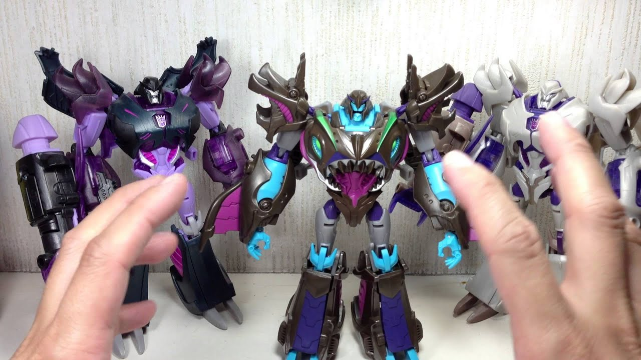 Sharkticon Megatron Review Sharkticon Megatron