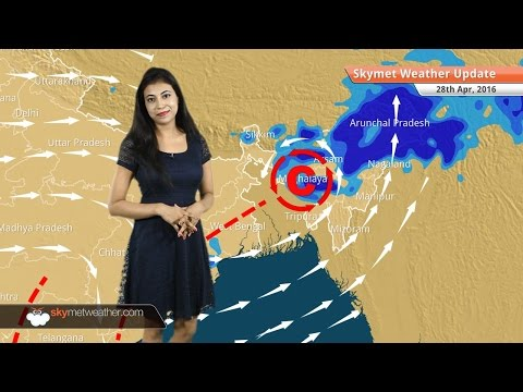 Weather Forecast for April 28: Heatwave in East, rising temperatures in Delhi and North India