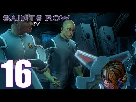 Saints Row IV Walkthrough Part 16: Saints Flow Gameplay Let's Play