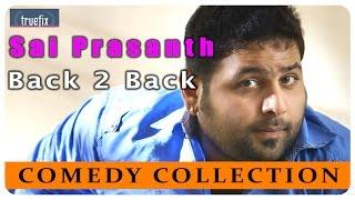 Aaya Vada Sutta Kathai | Back 2 Back | Tamil Comedy Scenes | Sai Prasanth