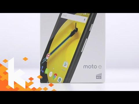 Motorola Moto E 2015 - Unboxing & Erster Eindruck!