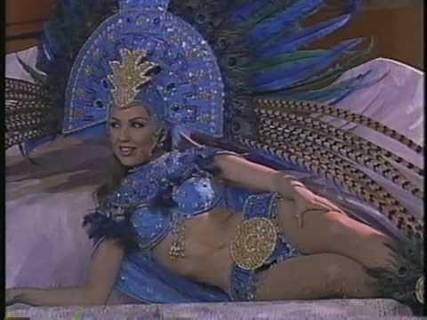 Thalía (premio + Amor A La Mexicana) Diosas De Plata 1997 video
