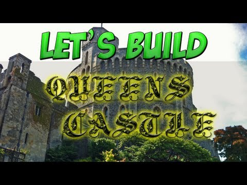 Let's Build - Yogcraft - Queens Castle
