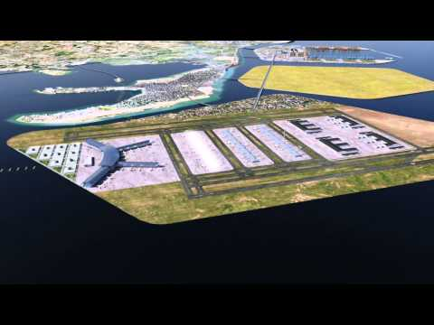 Infrastracture Projects in Cavite ~ ARRC Ramboll Animation & Renderings