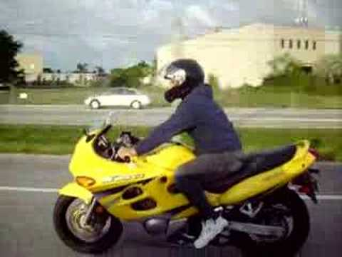 Suzuki Katana 600 Videos | Suzuki Katana 600 Video Codes | Suzuki ...