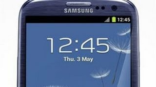 Samsung Galaxy S III Unveiled - May 3rd 2012 - Samsung Unpacked 2012 (London)