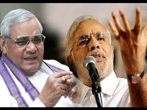 Amazing Atal Bihari Vajpayee Story Told By Narendra Modi video