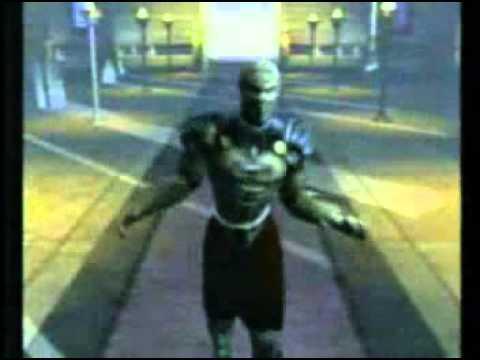 Mortal kombat 4 videogame trailer!