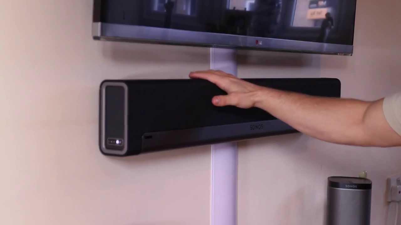 Sonos Playbar  U0026 Mount Review