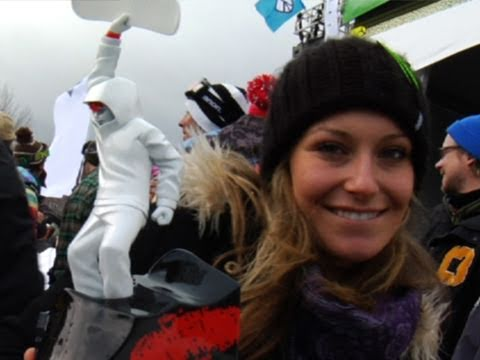 Jamie Anderson Takes Second TTR World Snowboard Tour Title
