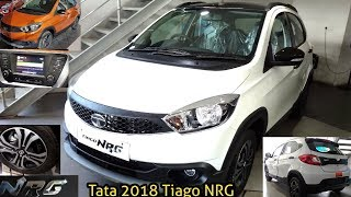 Tata Tiago NRG Real-Life Review & Detailed Walkaround | The Cute Crossover!