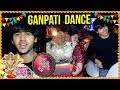 Randeep Rai Welcome Lord Ganesha With Gapanti Dance | Ganesh Chaturthi 2018