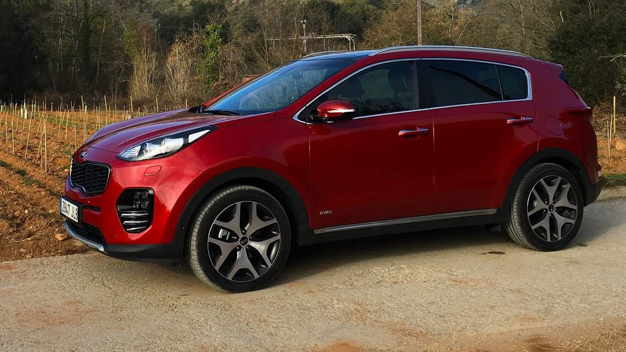 2016 kia sportage red 200 interior and exterior images. Black Bedroom Furniture Sets. Home Design Ideas