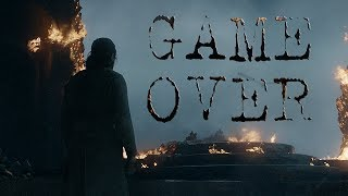 Game of Thrones - GAME OVER