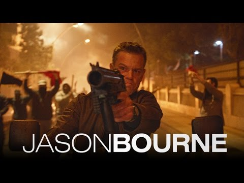 Jason Bourne - Featurette: