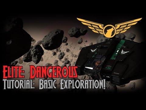 Elite: Dangerous - Tutorial: Basic Exploration [ASSIST ON]