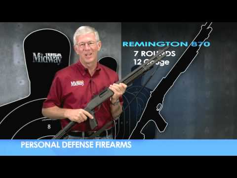 Personal Defense - Remington Model 870