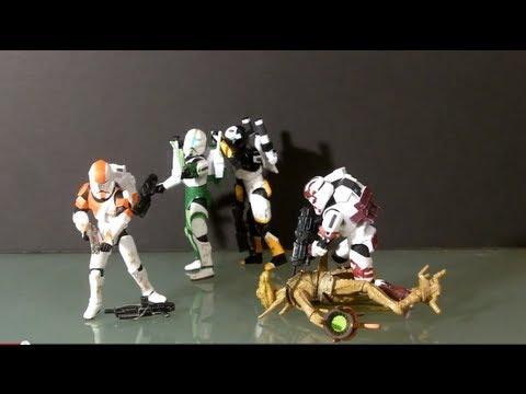 2011 Star Wars Republic Commando Pack (Toys R Us Exclusive)