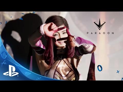 Новый герой в Paragon: Синби