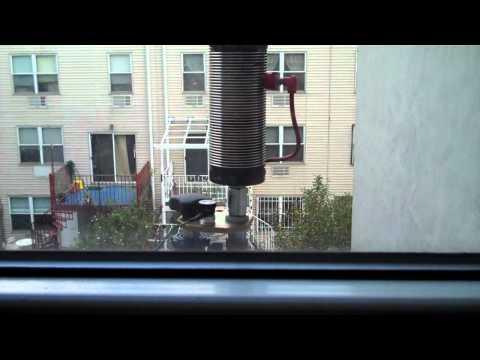 Buddipole on sill 2010-10-22.mp4