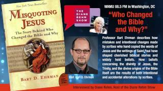 Video: Misquoting Jesus: Who changed the Bible? - Bart Ehrman