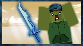 GODLY KNIFE - 10,000 ROBUX Spent in Murder Mystery 2 / ROBLOX