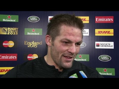 Richie McCaw: Proudest Moment Of My Career
