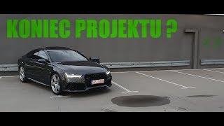 [II] Audi RS7 Grey 2014 Part XVI. * krótkie podsumowanie auta i kosztów *
