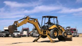 2007 CATERPILLAR 416E For Sale