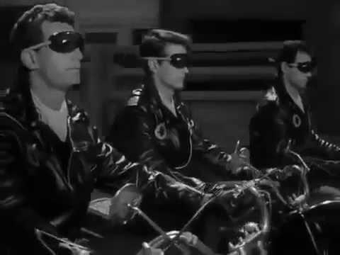 The Twilight Zone - Black Leather Jackets (season 5 Episode 18) Full Episodes video