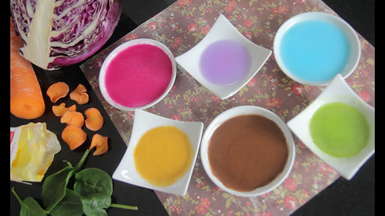 Homemade Food Coloring How to Make Natural Food Dyes - oukas.info