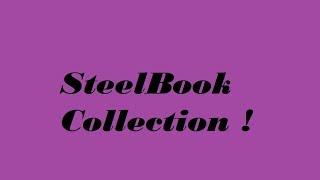 ASMR Français - Ma COLLECTION Steelbook's