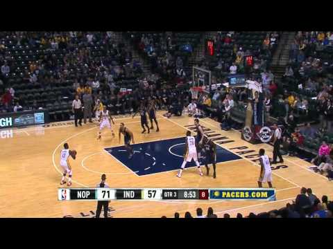 New Orleans Pelicans vs Indiana Pacers | October 3, 2015 | NBA Preseason 2015