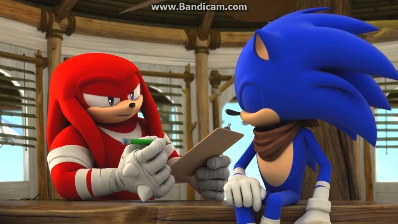 Sonic Boom TV Series Trailer 2 - YouTube