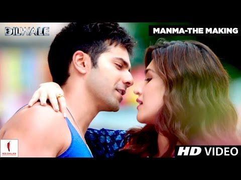 Making of Manma Emotion Jaage | Kriti Sanon, Varun Dhawan | Dilwale | A Rohit Shetty Film
