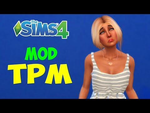 MOD TPM   The Sims 4