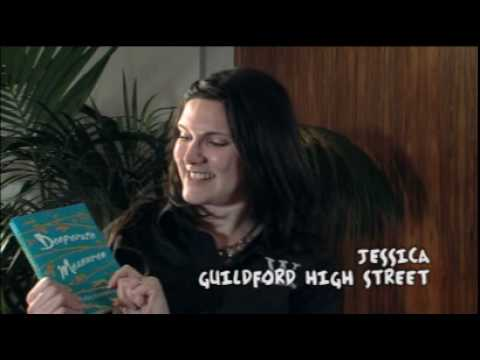 Waterstone's Children's Book Prize 2010 Bookseller Champions Video
