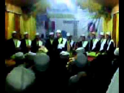 Festival Grup Maulid Al Habsyi Di Martapura AL-Mujahidin Mandiangin 29-03-2011
