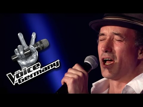 She - Elvis Costello | Roland Scull Cover | The Voice of Germany 2016 | Blind Audition