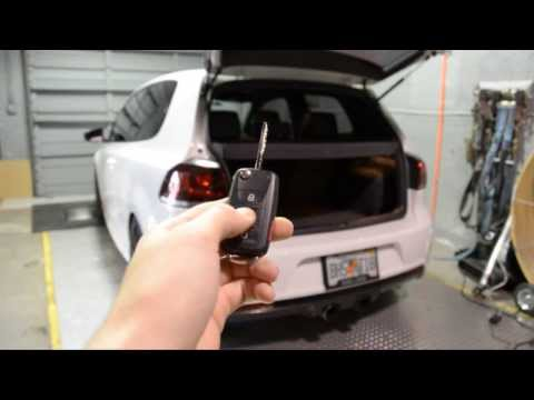 VW Golf / GTI Automatic Hatch Pop Kit Installation by USP Motorsports