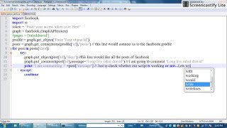 download lagu Autolike And Autocomment Facebook Posts Using Python gratis