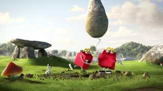 HAPPY MEAL COMMERCIAL HD | Asterix