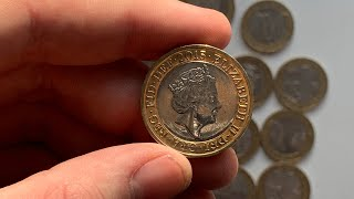 WE GOT ONE OF THE RAREST £2 COINS!! - £500 £2 Coin Hunt