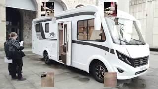 Présentation de la collection 2020 des camping-cars Laïka