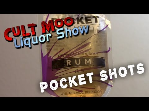 Pocket Shots - Liquor Show - Ep.10