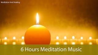 Meditation Music for Positive Energy, Concentration & Focus, Relax Mind Body, Inner Peace
