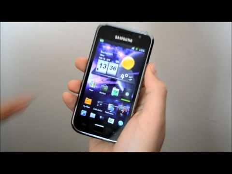 Dr. IT-Samsung Galaxy S Plus Review (romana)