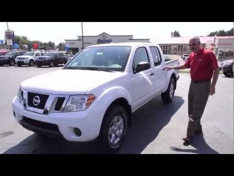 2013 Nissan Frontier - Review and Test Drive