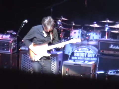 Eric Johnson Live March 14, 2014
